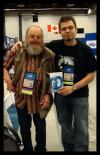 Avec Alain Le Bussy (WorldCon)